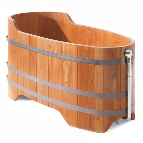 Vasca da bagno in legno - Vasche da bagno su misura ...