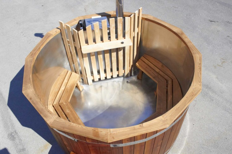 Sauna viva alto adige tinozza da bagno thermo - Tinozza da bagno ...