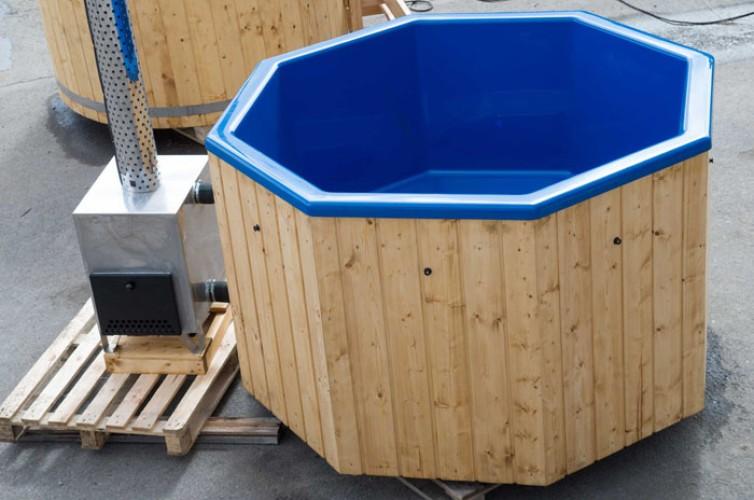 Sauna viva alto adige tinozza da bagno angolare acril - Tinozza da bagno ...