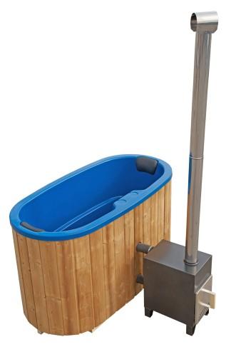 Tinozza da bagno in diversi legni e dimensioni sauna viva - Tinozza da bagno ...
