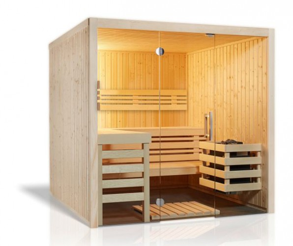 Panorama - Set Bio- Sauna