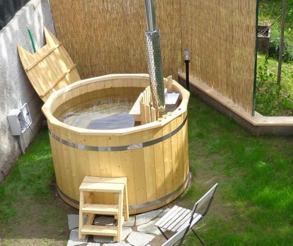 Sauna viva alto adige tinozza da bagno rondo - Tinozza da bagno ...