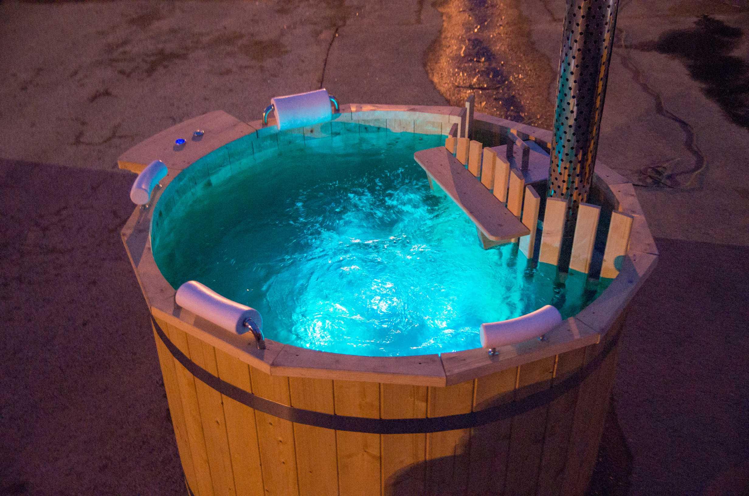 Tinozza da bagno rondo for Vasca da bagno esterna